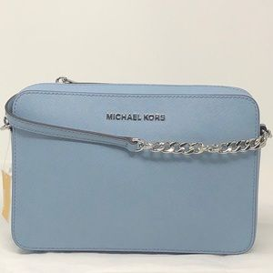 NWT Michael Kors Jet set item crossbody